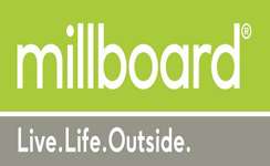 Millboard decking logo