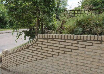 Haddenham Wall