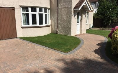 Block Paving Drive In Oxford