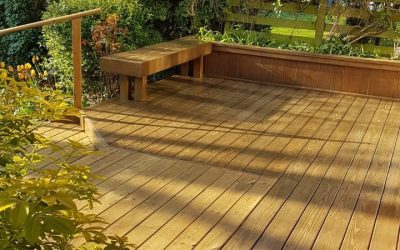 Decking Sanding & Painting In Oxford