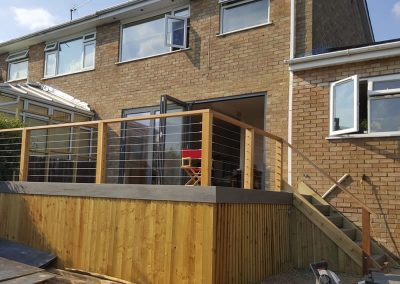 Trek Decking In Beaconsfield – Island Mist