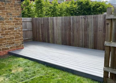Trek Decking in Hook Norton