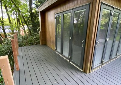 Trek Decking In Seer Green