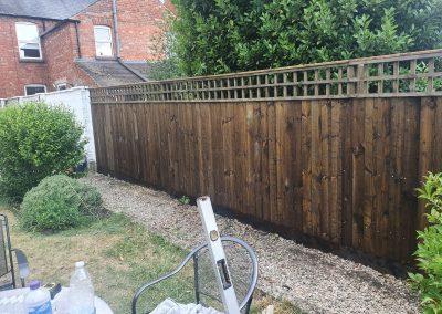Close Board Fence In Oxford