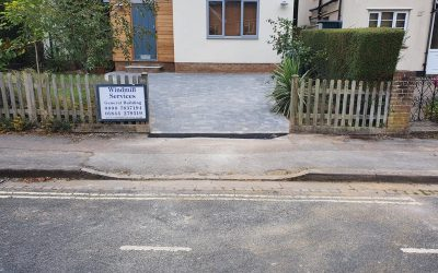 Block Paving In Oxford