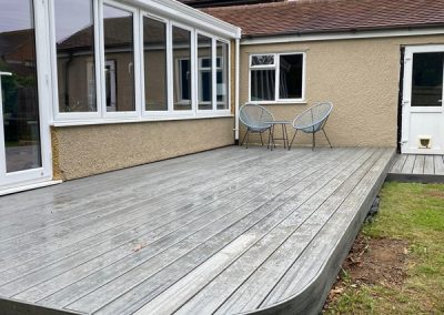 Trex Decking In Oxfordshire – Island Mist