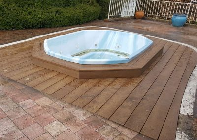 Millboard Decking In Oxfordshire