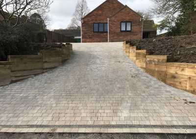 Block Paving Drive In Buckinghamshire