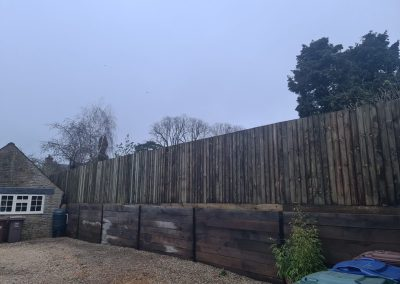 Closeboard Fence In Bicester