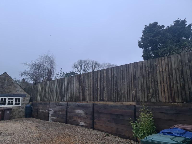closeboard fencing Bicester
