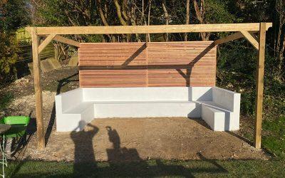 Bespoke Sitting Area In Beaconsfield