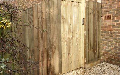 Gate & Fence Installed In Buckinghamshire