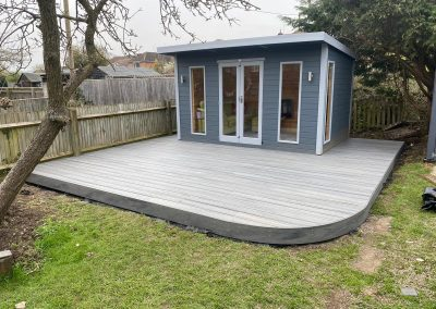Trek Island Mist Decking – Abingdon